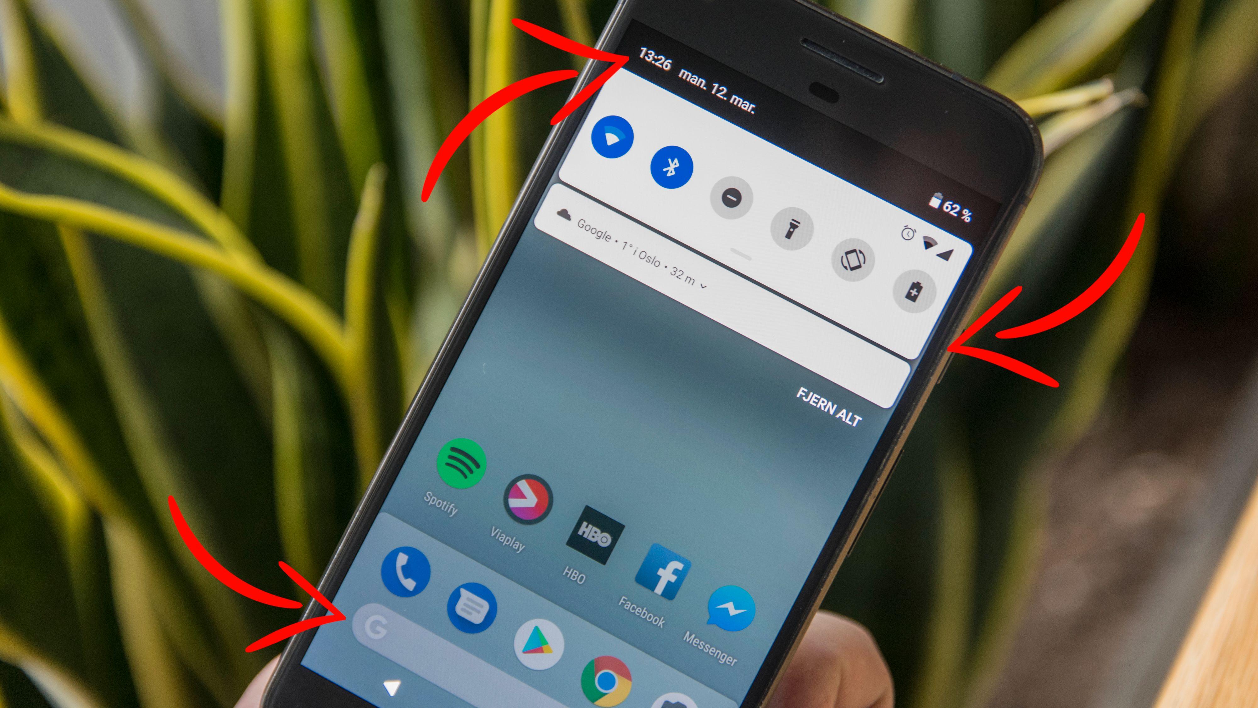 13 Android apper vi installerer med en gang