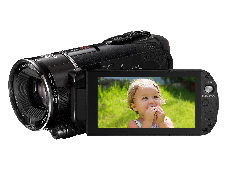 Canon Legria HF S21 - den nye toppmodellen.