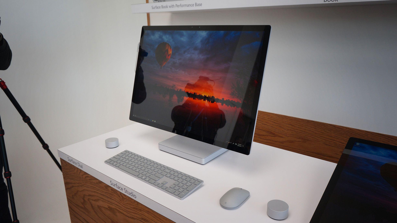 Microsofts unike Surface Studio er nå i norske butikker