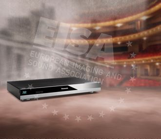 Panasonic DMP-BDT500.Foto: EISA