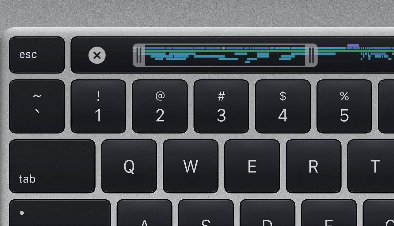 Tastaturet skal være redesignet, og med det kommer også en ny, fysisk Esc-knapp.