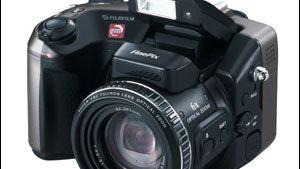 Test av Fujifilm FinePix S602 Zoom