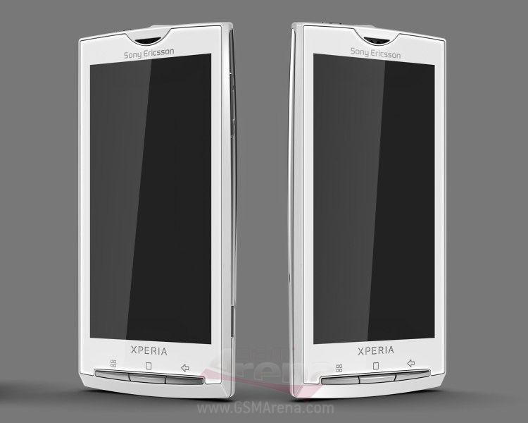 Dette skal være Sony Ericssons nye Xperia-telefon basert på Android, med foreløpig kodenavn