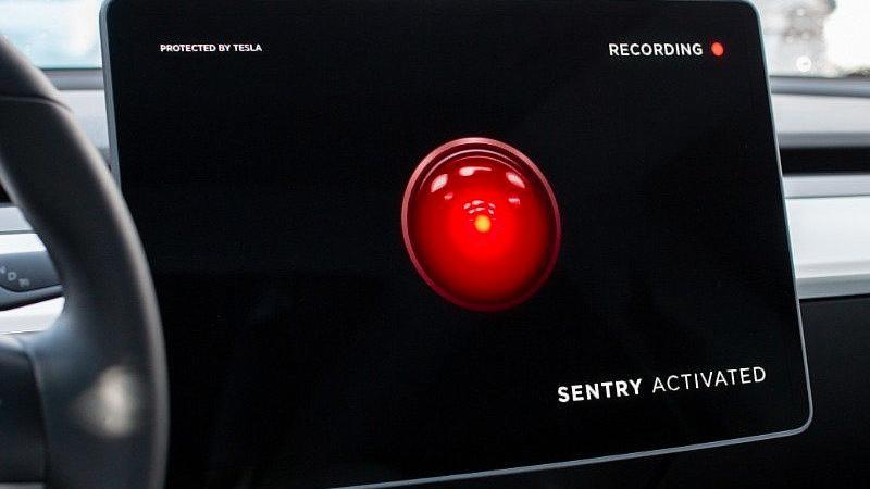 Er Tesla Sentry Mode lovlig i Norge?