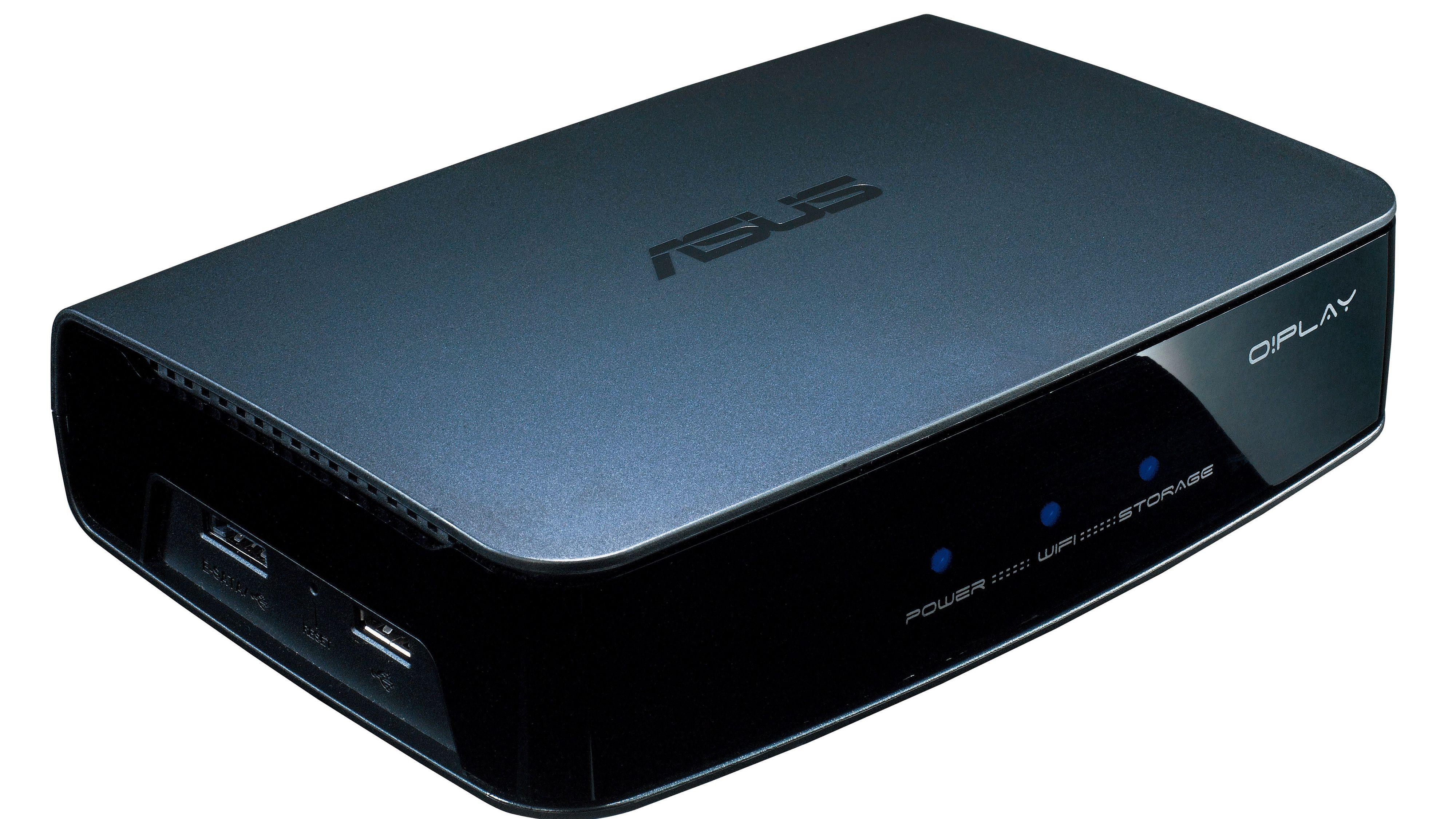 2. generasjon HD-spiller fra Asus