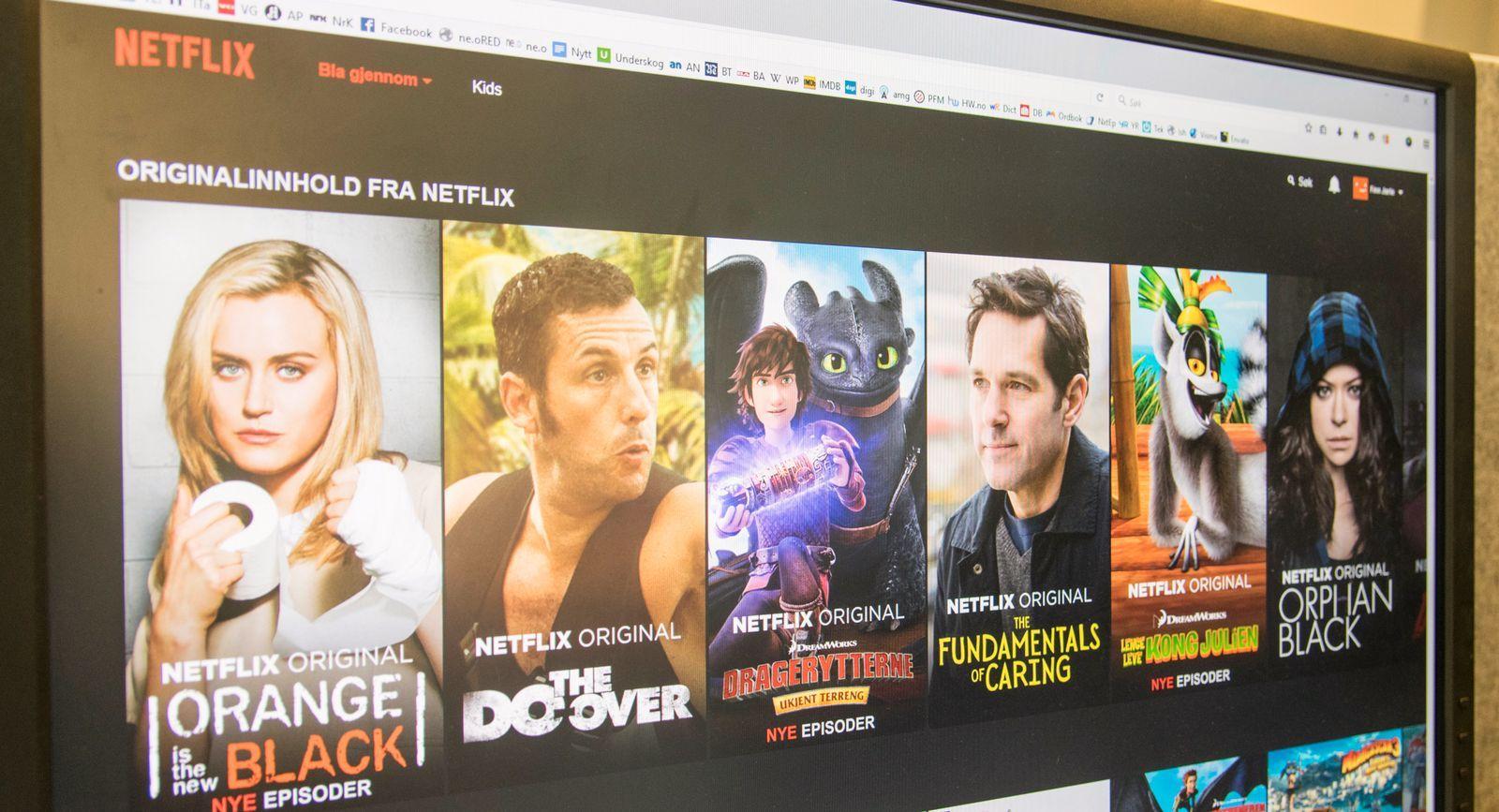 Netflix lar deg endelig fjerne titler fra «Fortsett å se»-raden
