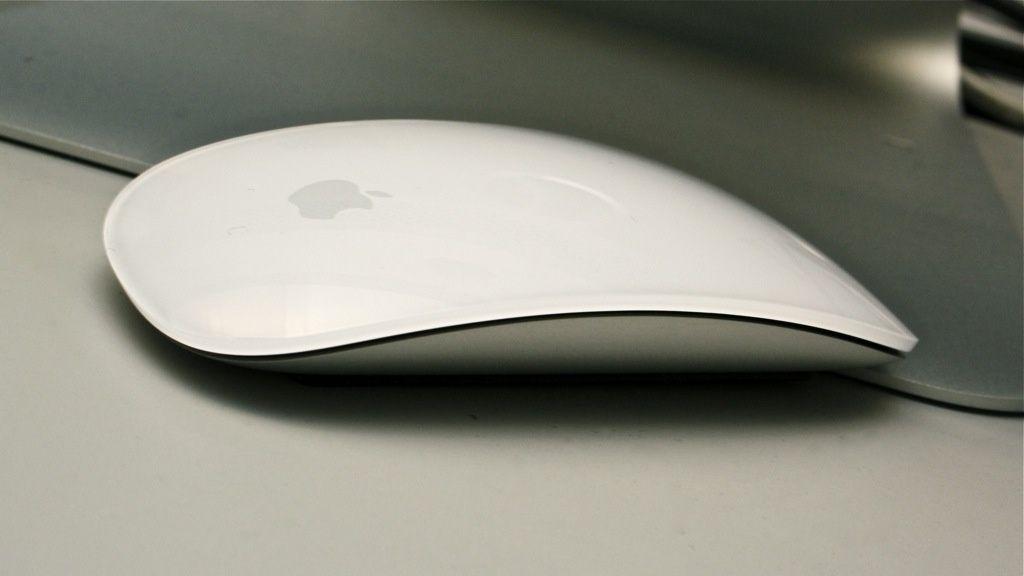 Test av Apple Magic Mouse