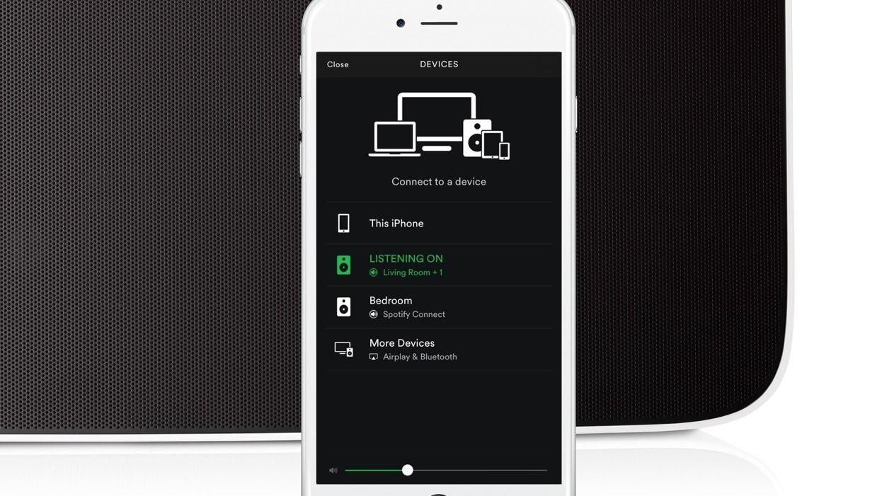 Snart kan du styre Sonos-høyttalere direkte fra Spotify-appen