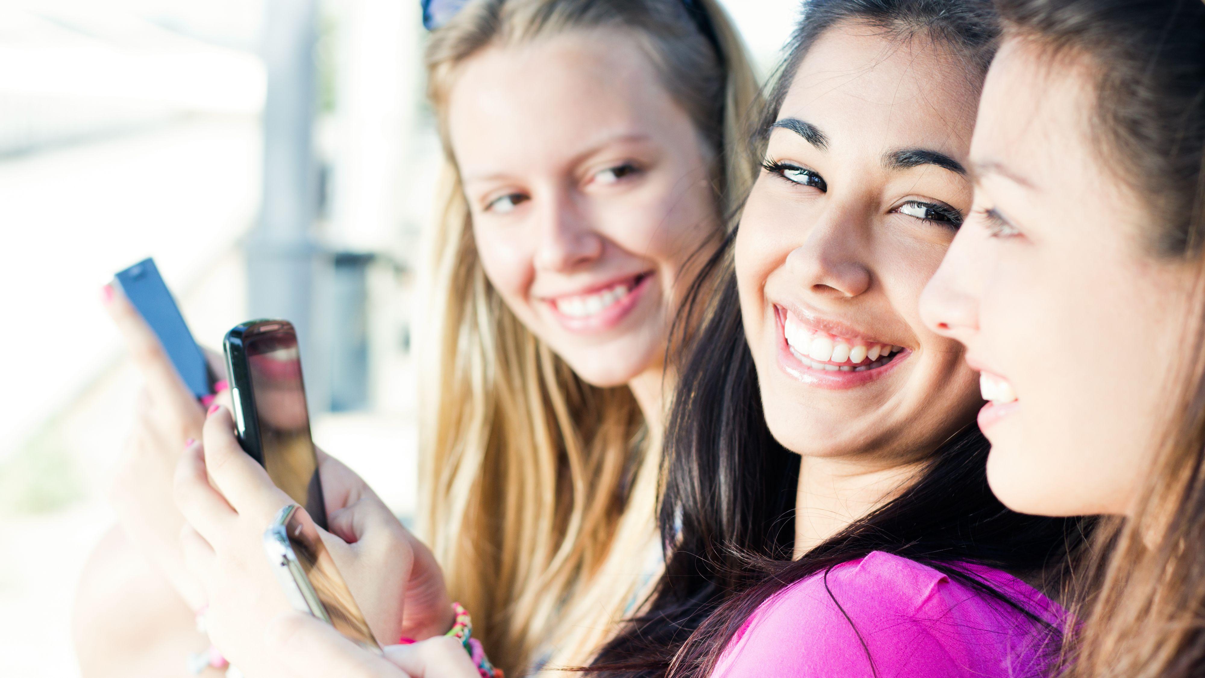 Apper til Android, iOS og Windows Phone