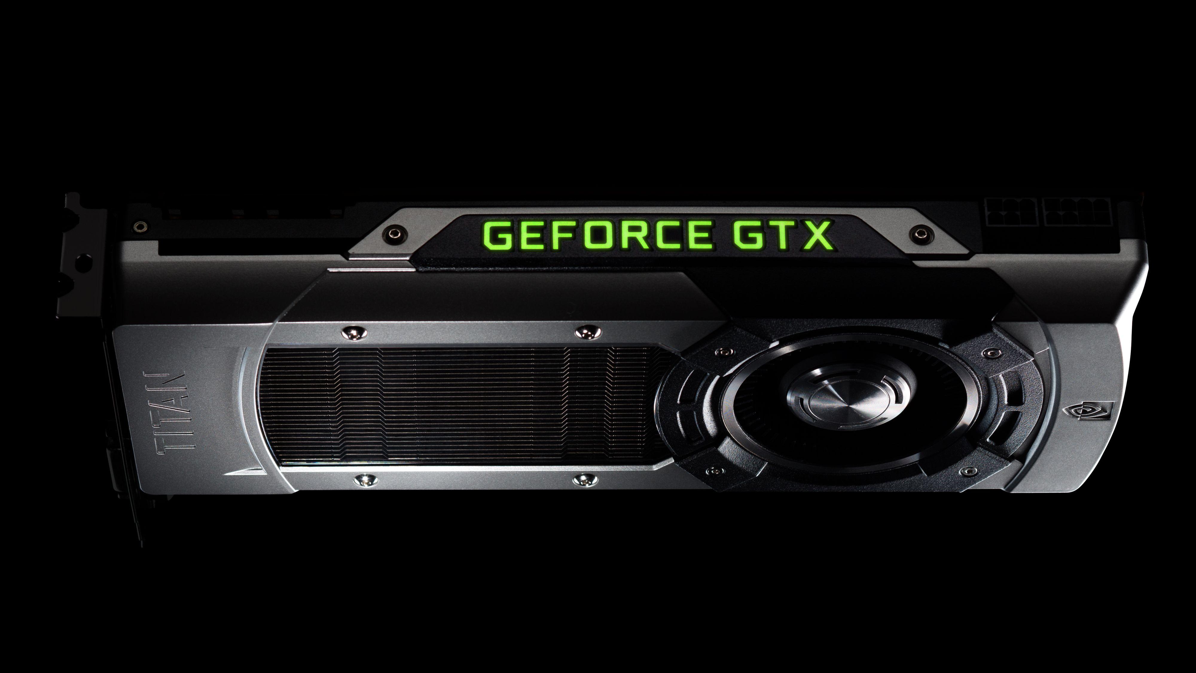GeForce GTX Titan satte en helt ny standard for brutal ytelse fra første dag.Foto: Nvidia