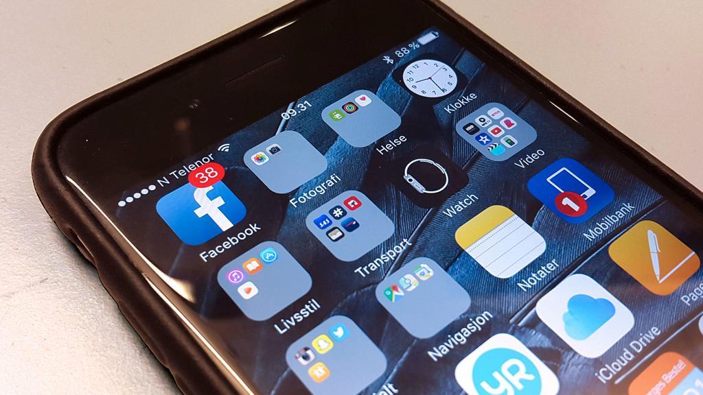 Facebook gir etter for Apples personvernendringer