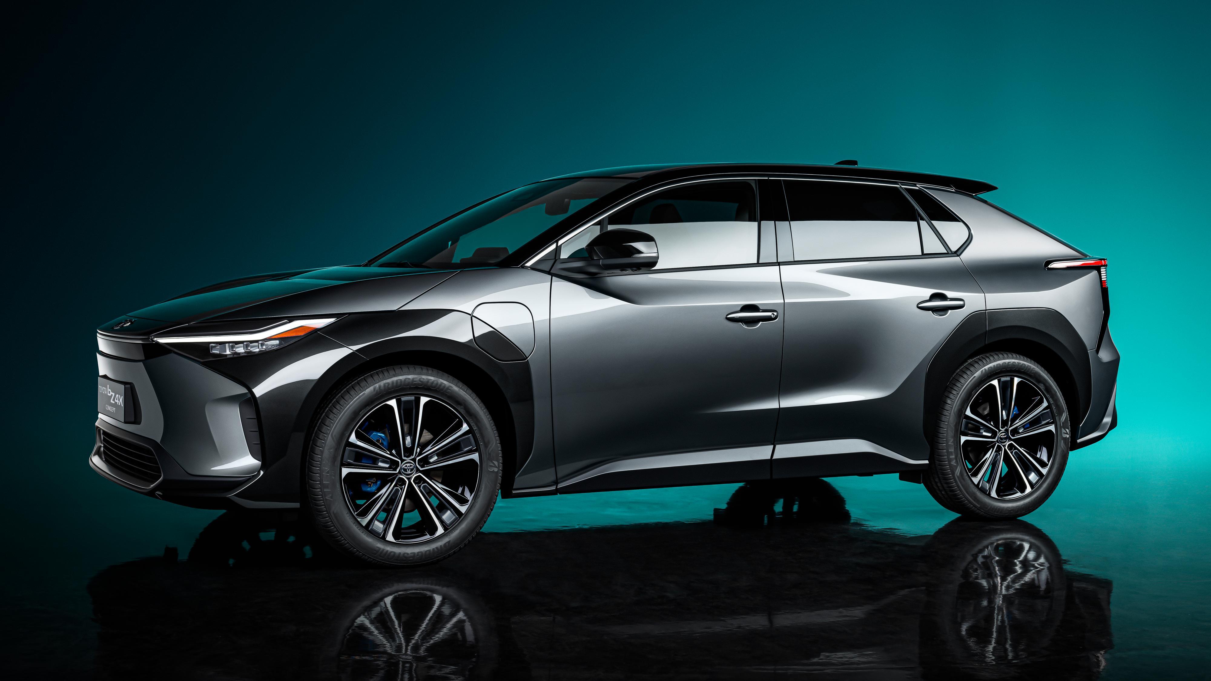 Dette skal bli Toyotas første rene elbil