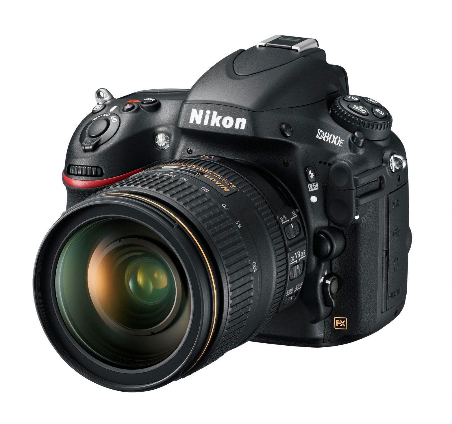 Nikon D800.