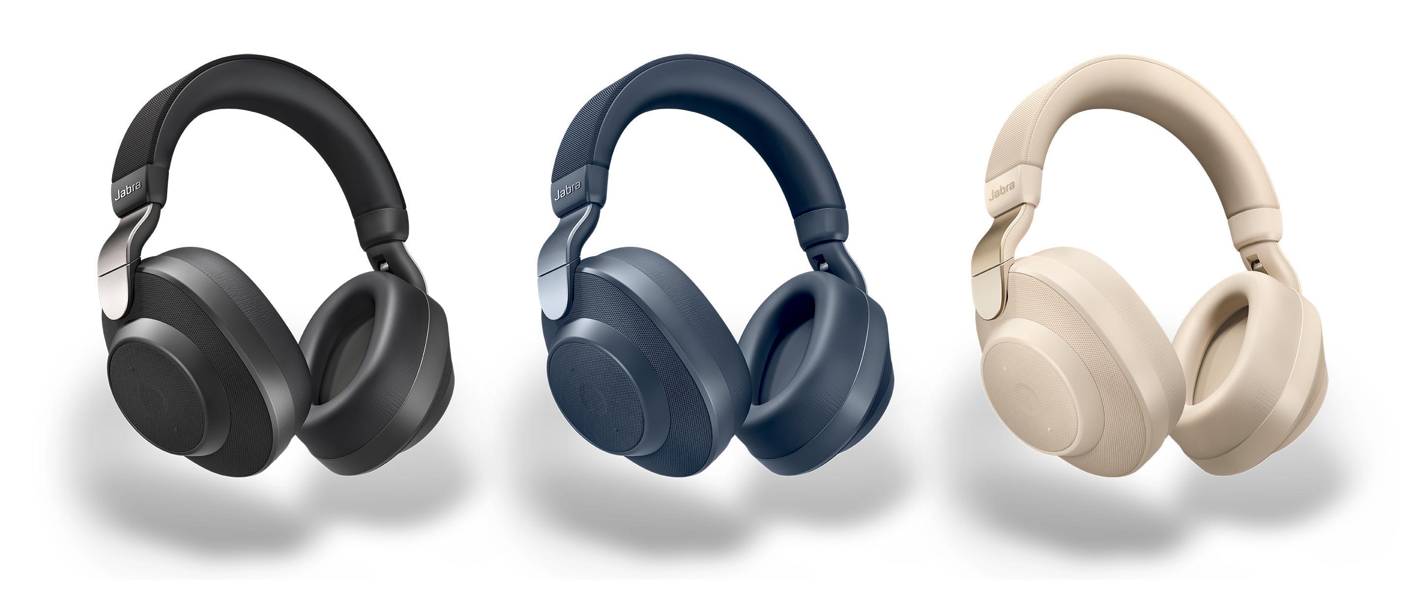 Hodetelefonene blir tilgjengelig i sort, blå og gull. I tillegg finnes en variant kalt titaniumsort.