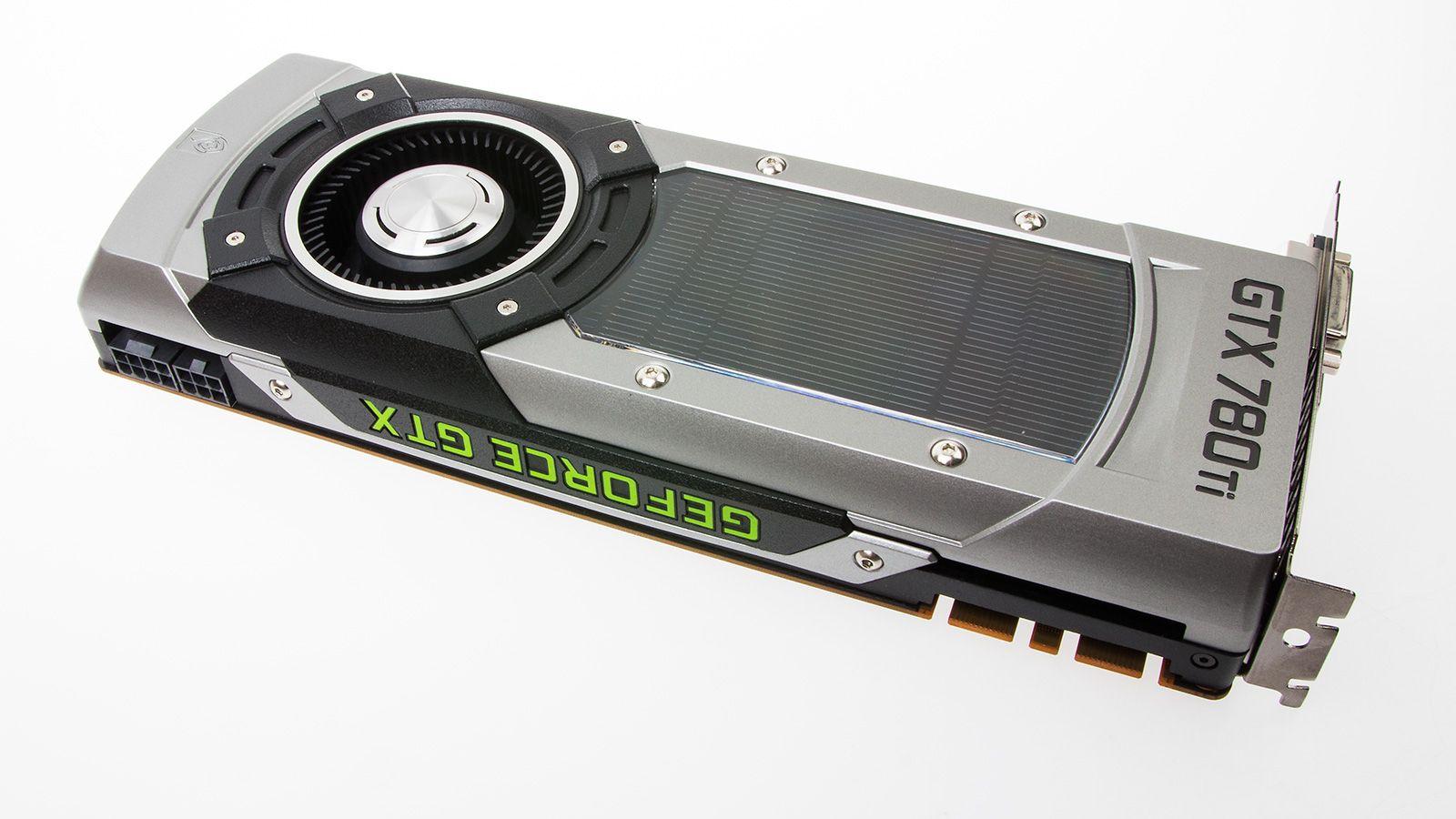Nvidia GeForce GTX 780 Ti.Foto: Rolf B. Wegner, Hardware.no