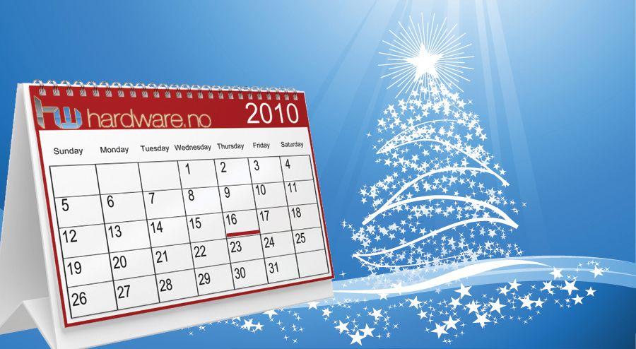 Julekalender 2010 - luke 16