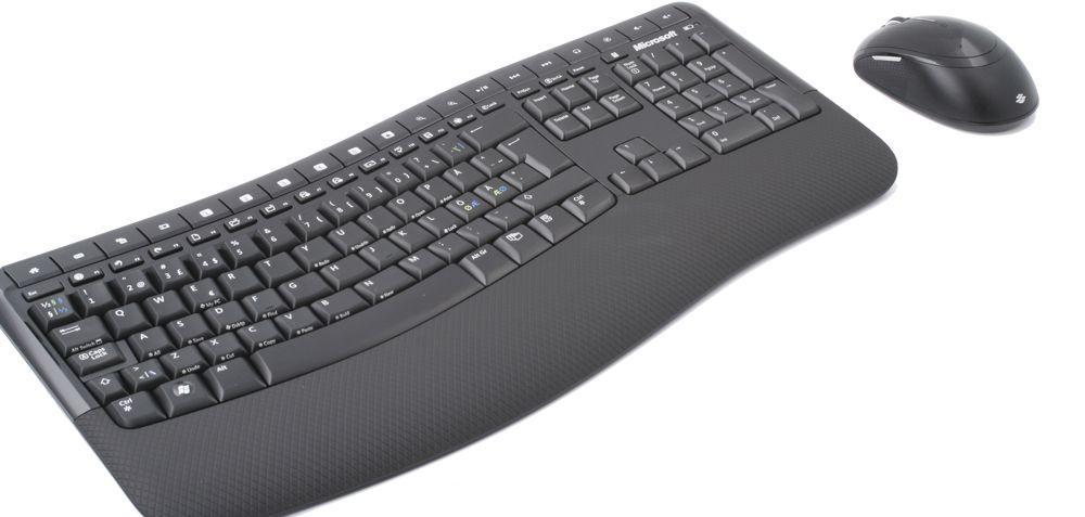 Microsoft Wireless Comfort Desktop 5000