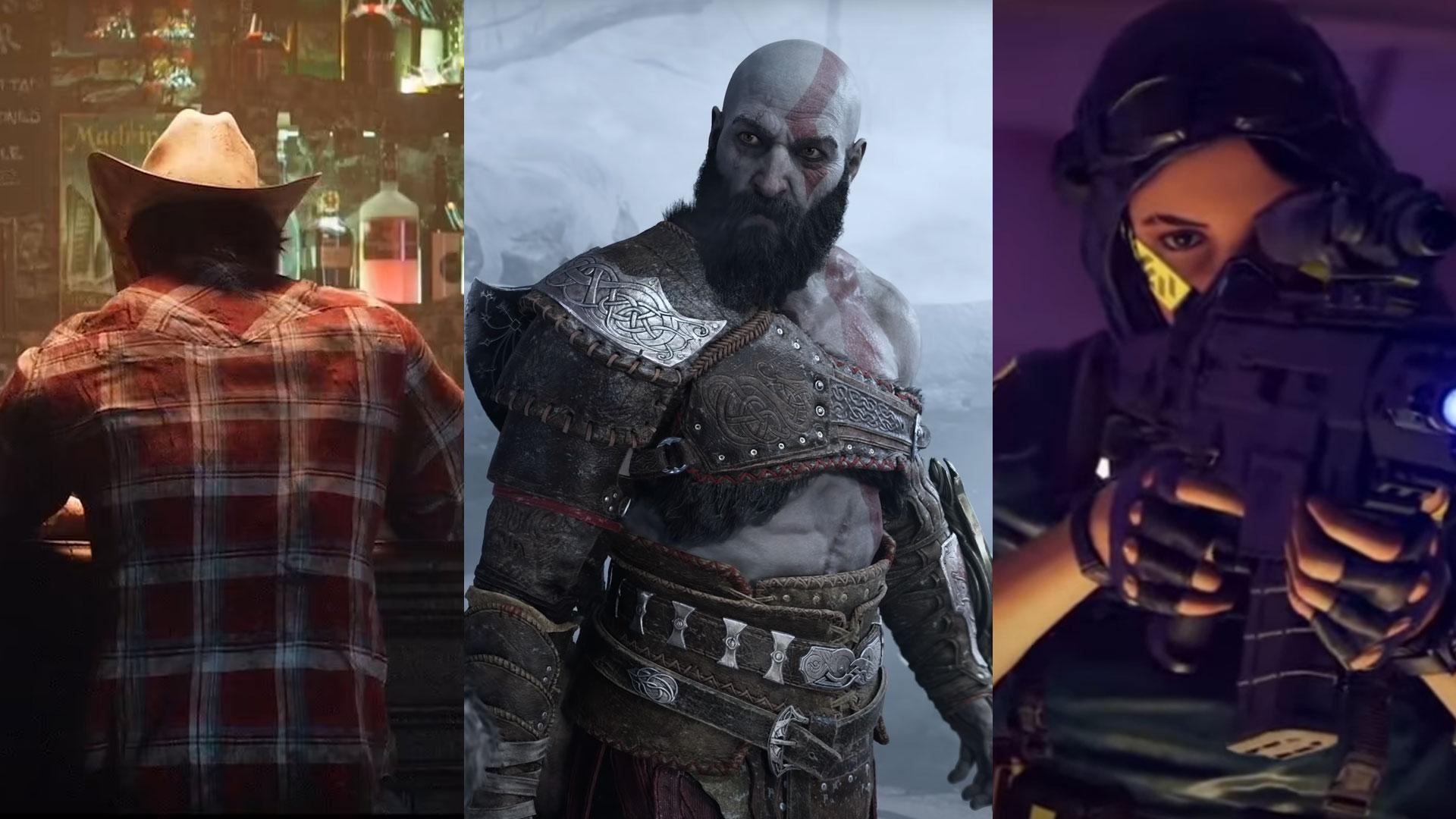 Wolverine, God of War: Ragnarok and Rainbow Six Extraction are three of the games that run on Playstation 5.