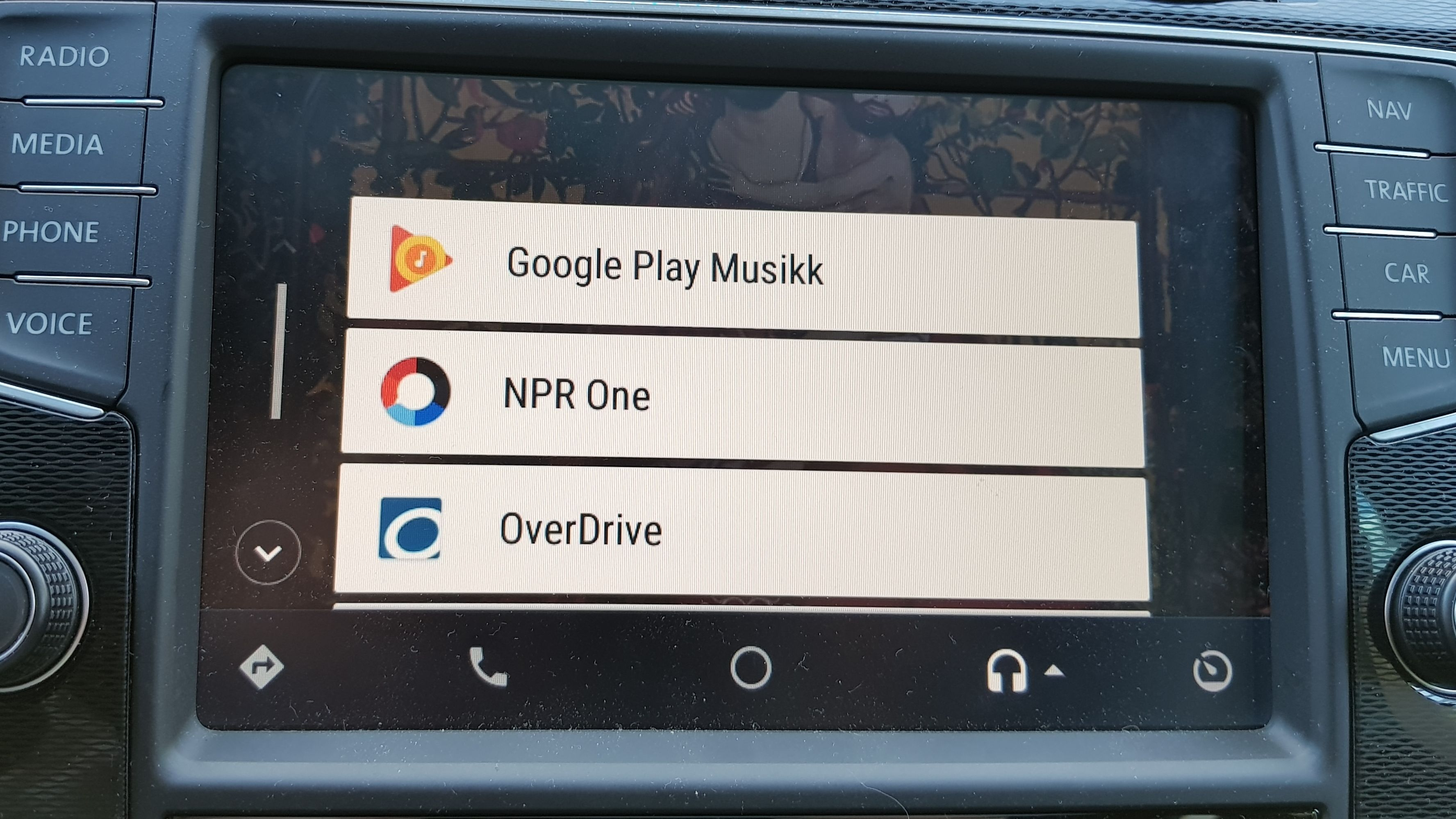 Toyota skal si ja til Android Auto