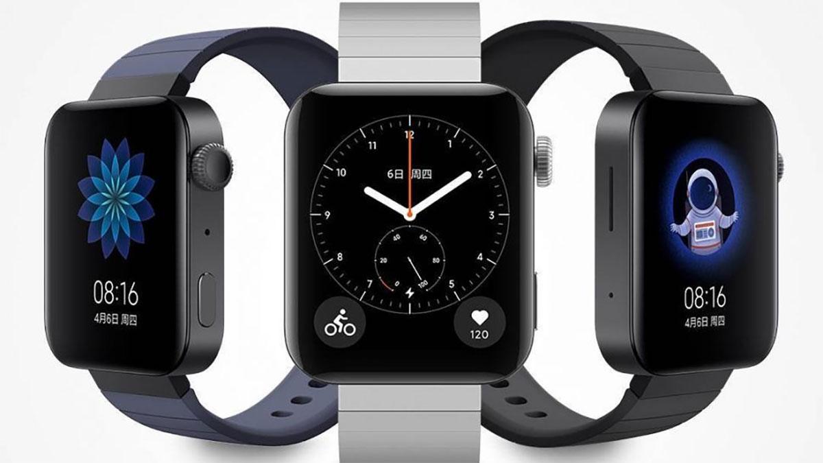 Xiaomi lanserer Apple Watch-kopi