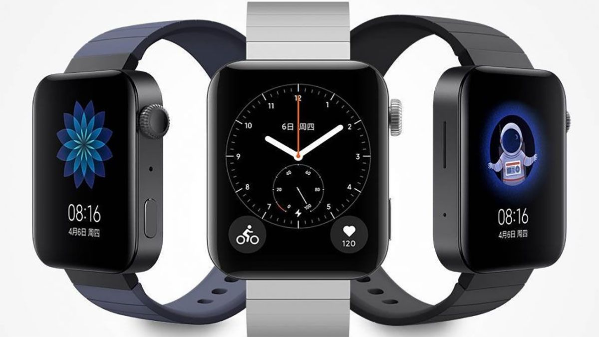 Xiaomi lanserer Apple Watch-kopi