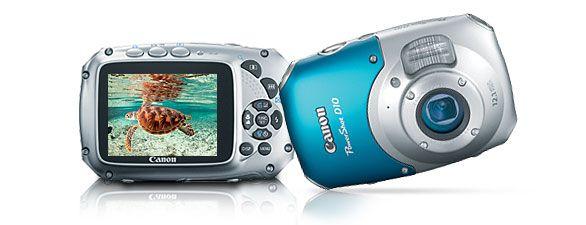 Canon PowerShot D10