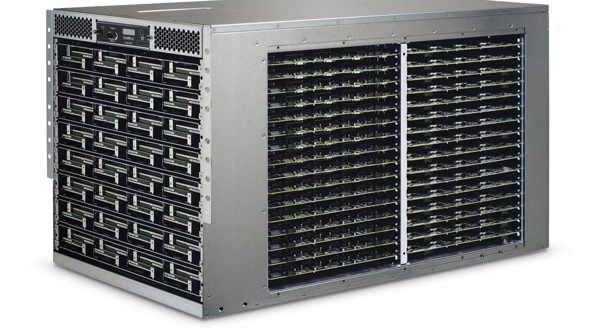 Massiv Atom-server
