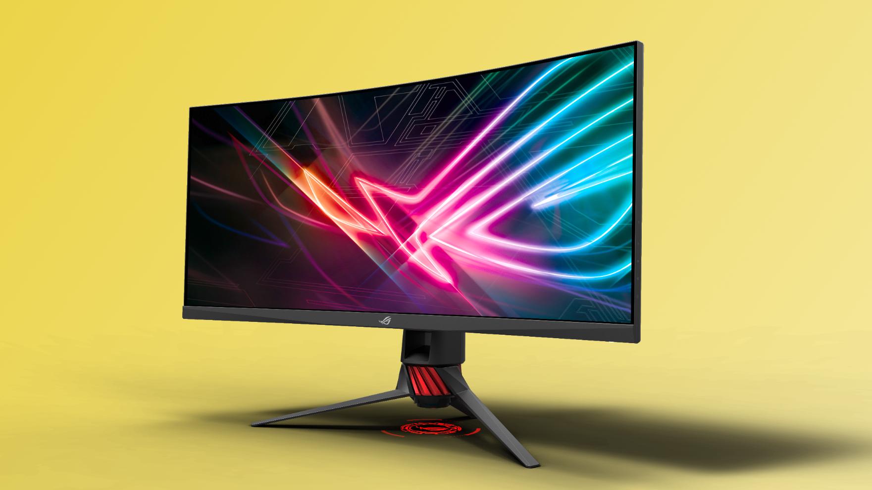 Asus' nye spillskjerm er både diger og ultrabred