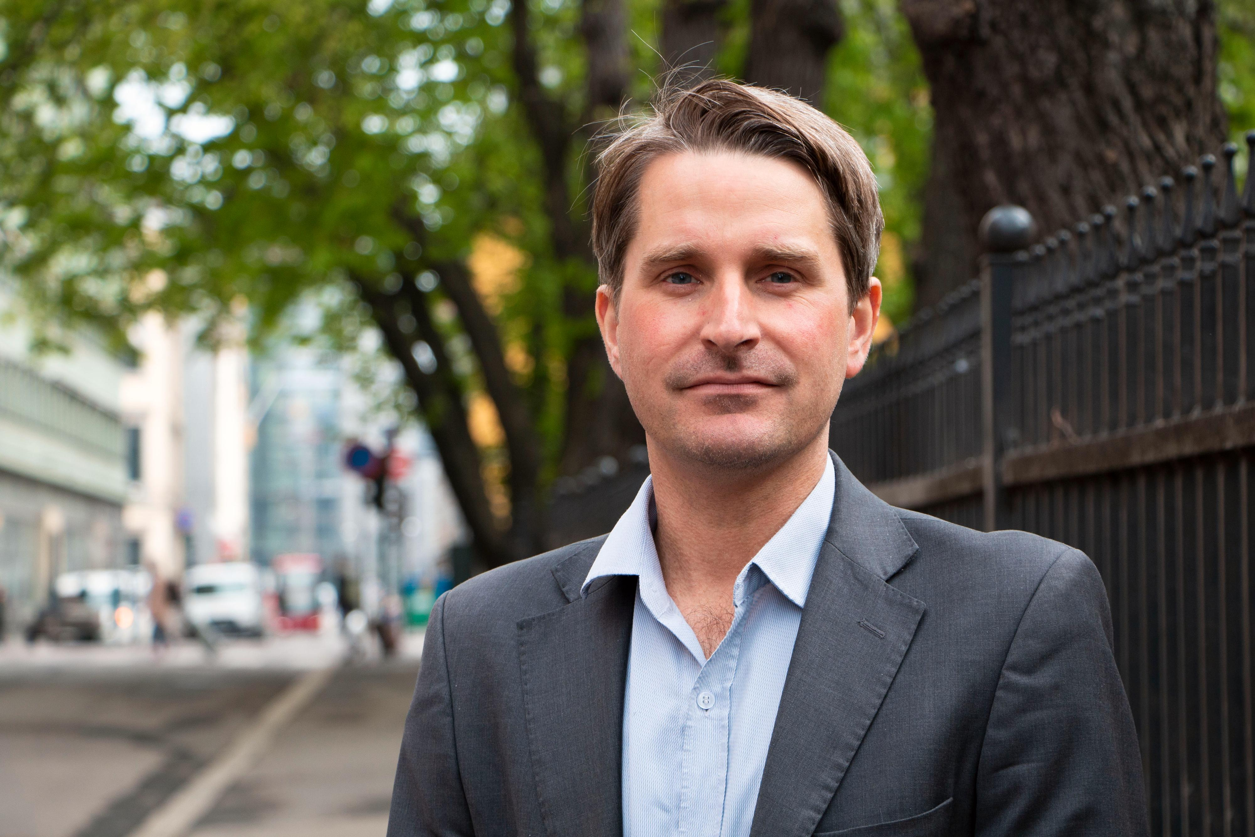 Fagdirektør i Forbrukerrådet, Finn Myrstad.
