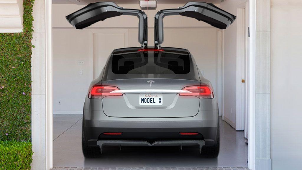 Tesla model X utsatt igjen