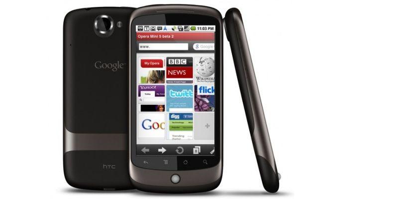 Opera Mini 5 kommer til Android