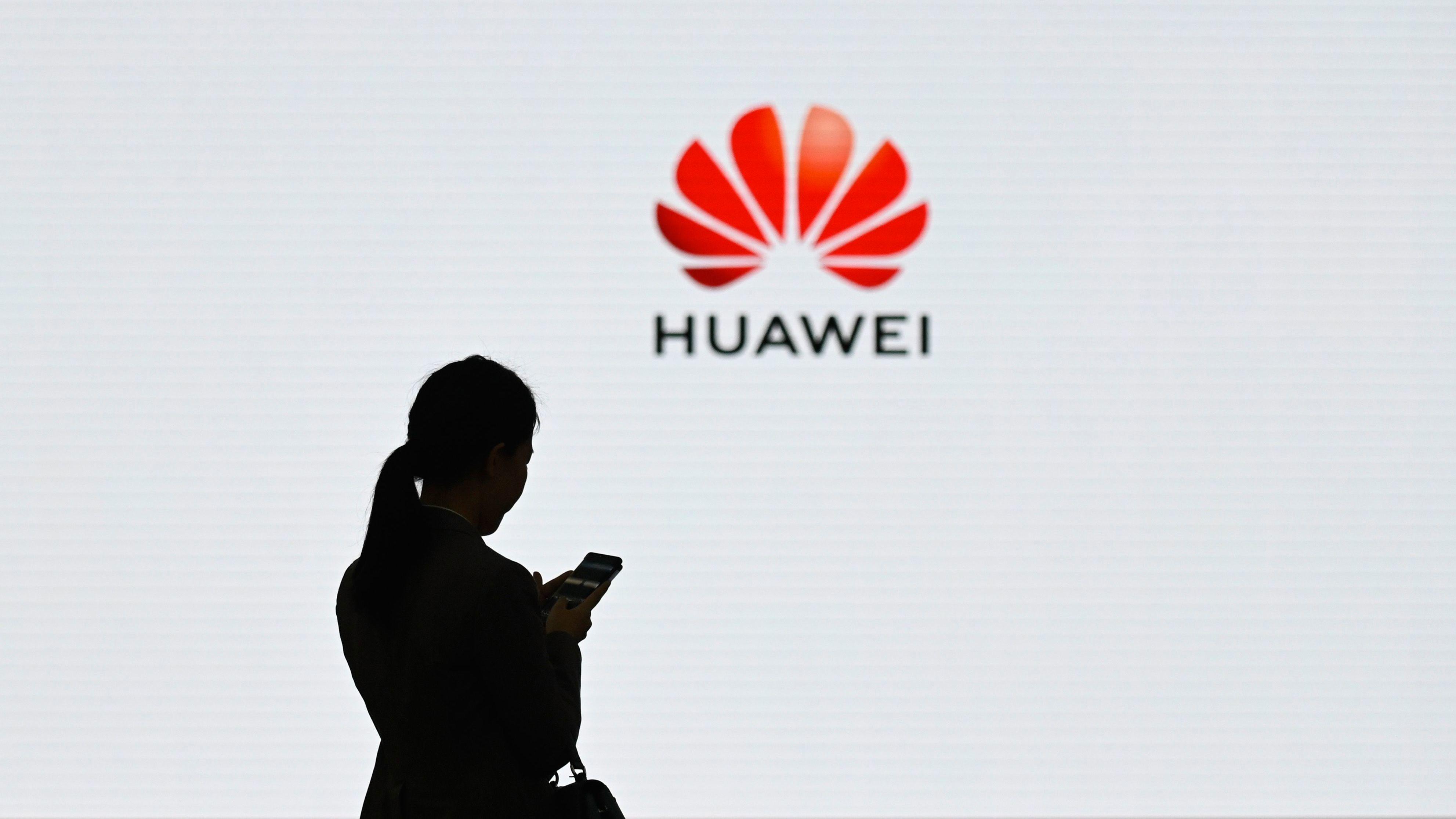 Nå er Huawei på pustemaskin