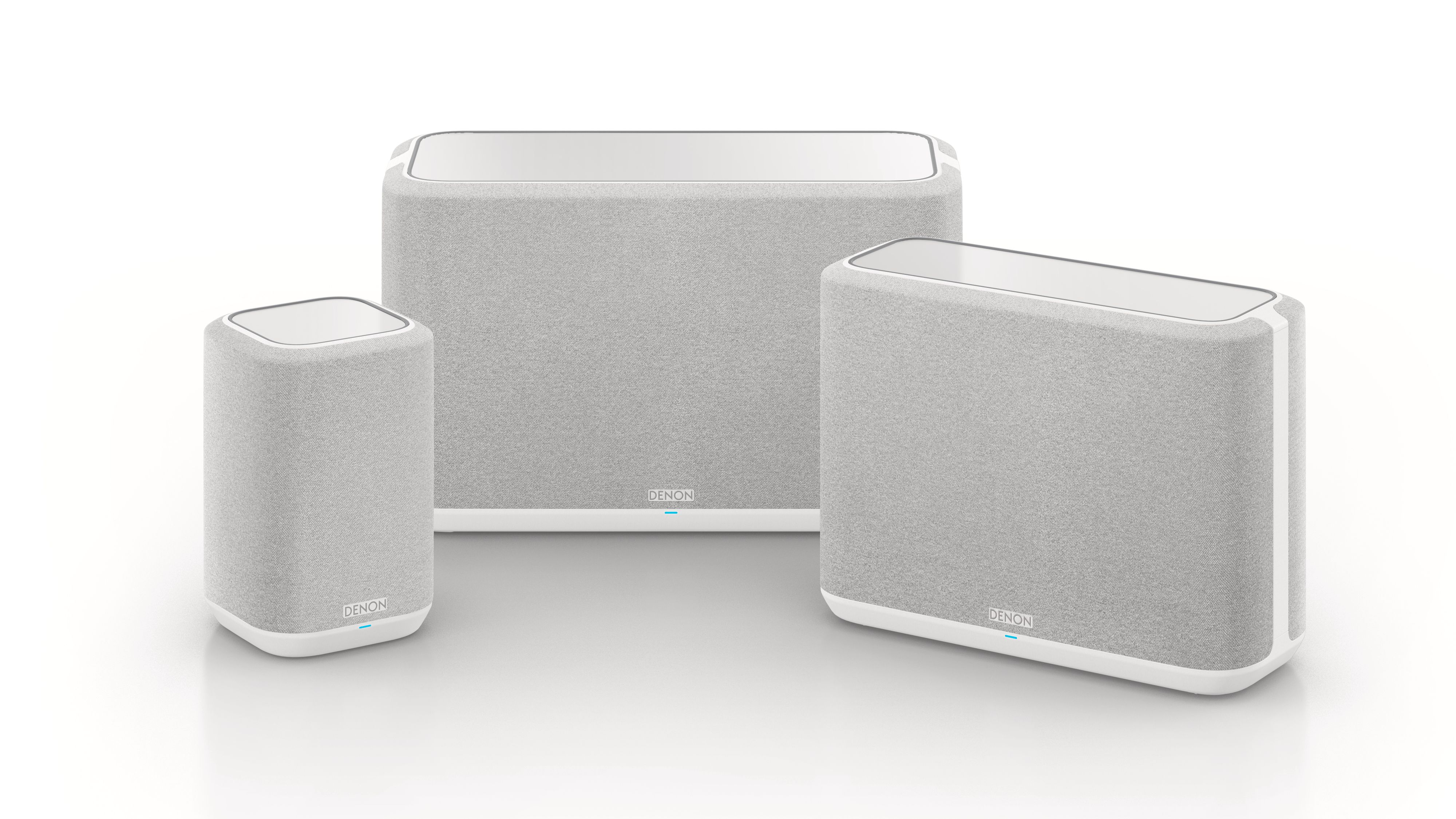 Denon slipper nye smarthøyttalere, går rett i strupen på Sonos