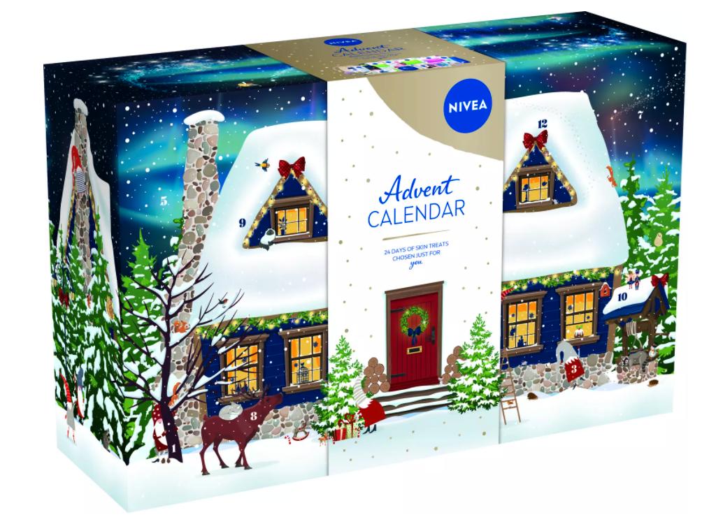 Julkalender från Nivea