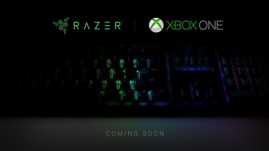 Xbox One får støtte for mus og tastatur Tek.no