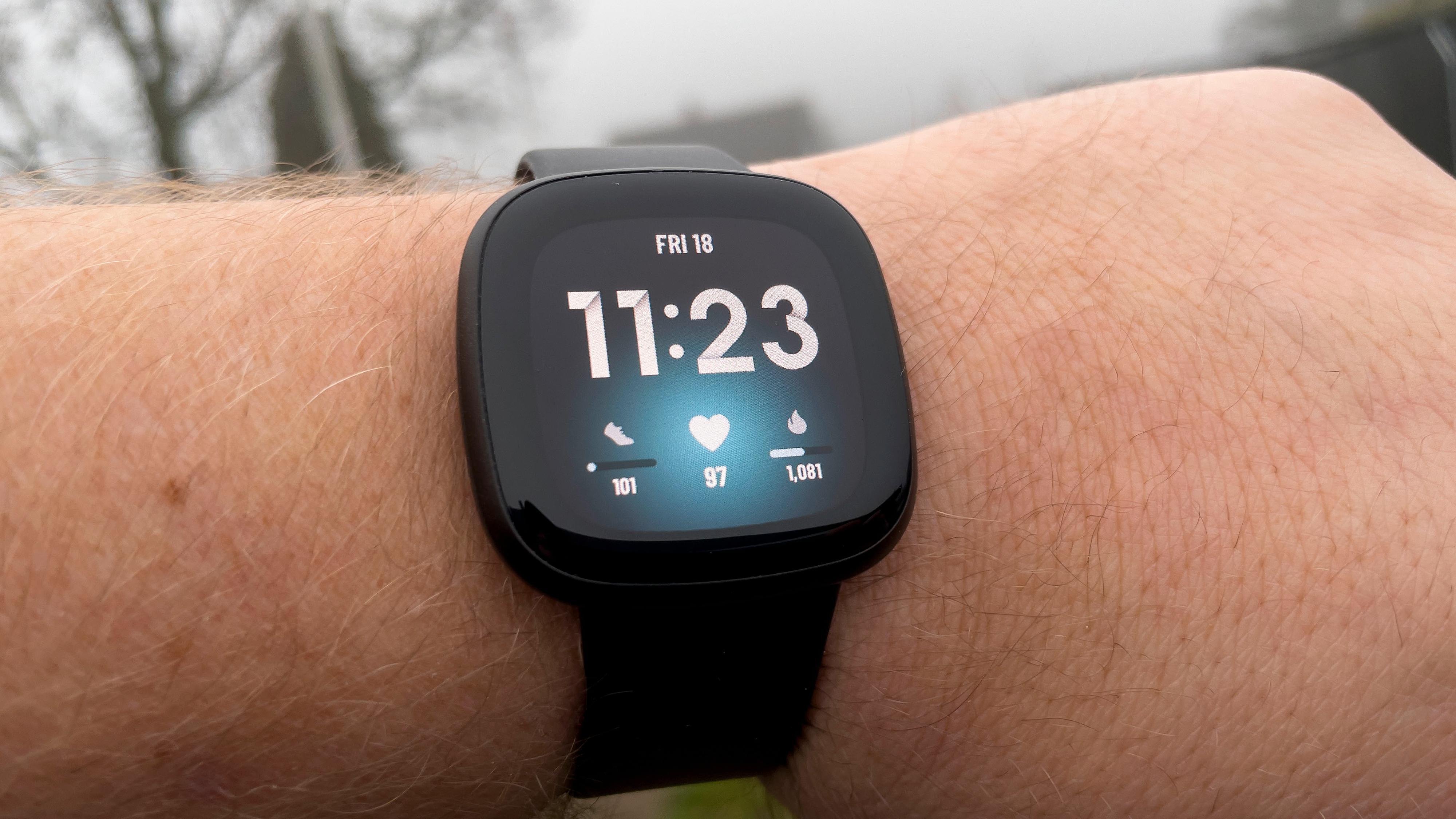 Versa 3 er det beste valget fra Fitbit akkurat nå