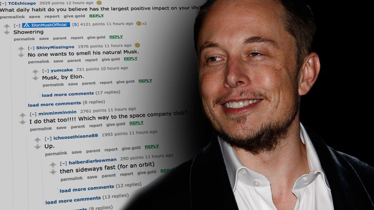 10 ting du neppe visste om Tesla-sjefen