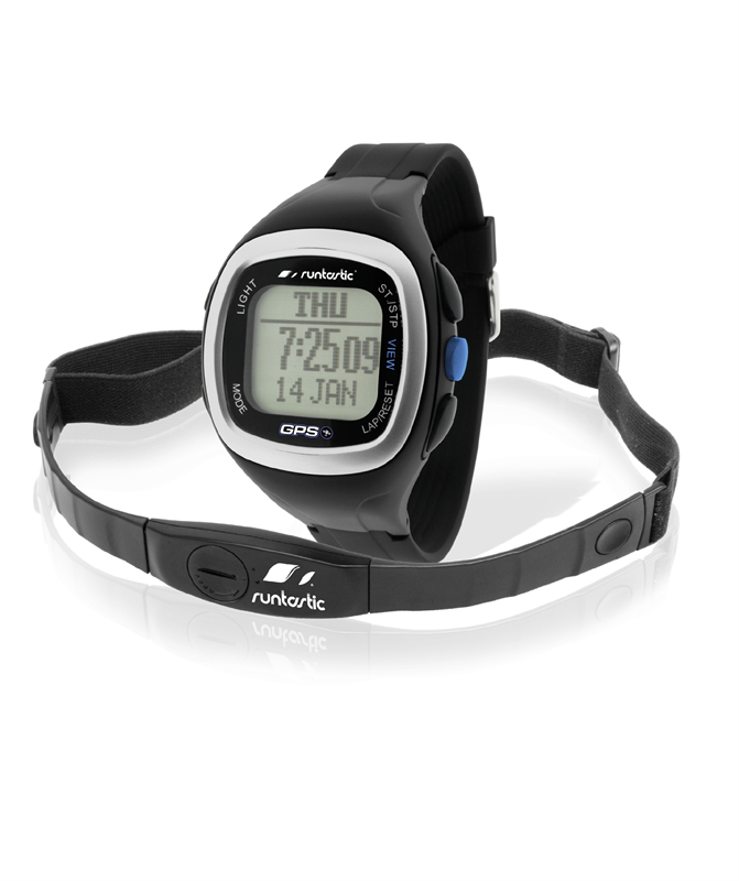 Runtastic GPS Watch.Foto: Runtastic