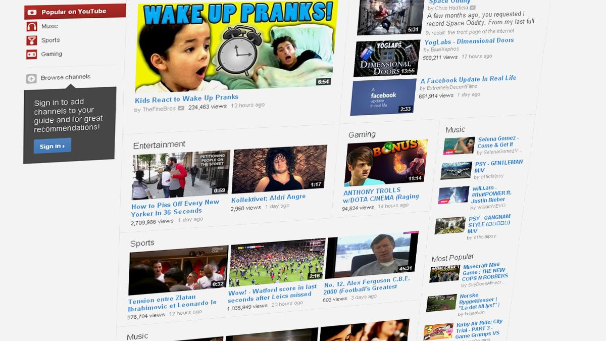 De 20 beste YouTube-kommentarene