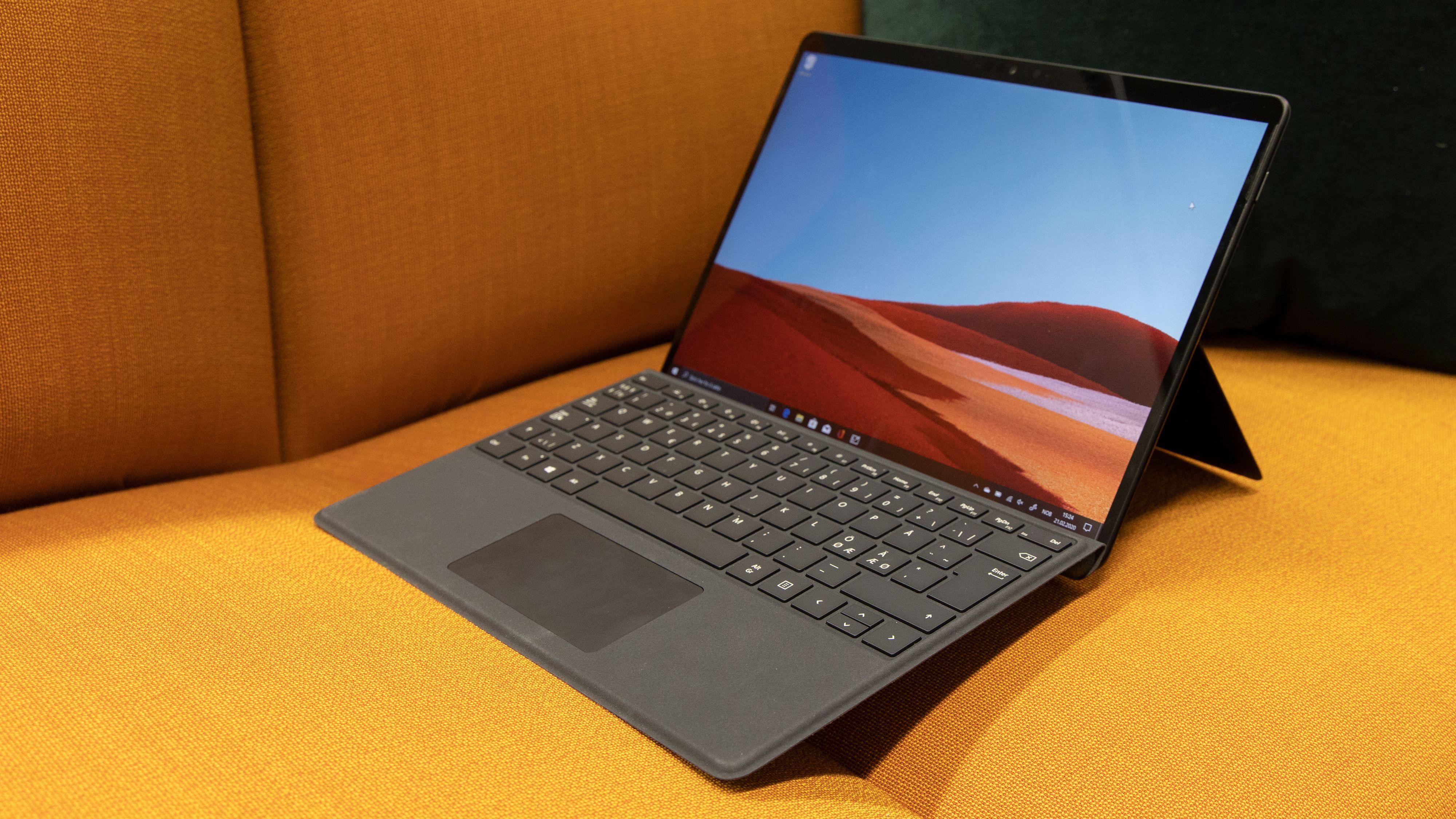Microsoft Surface Pro X er årets skuffelse så langt