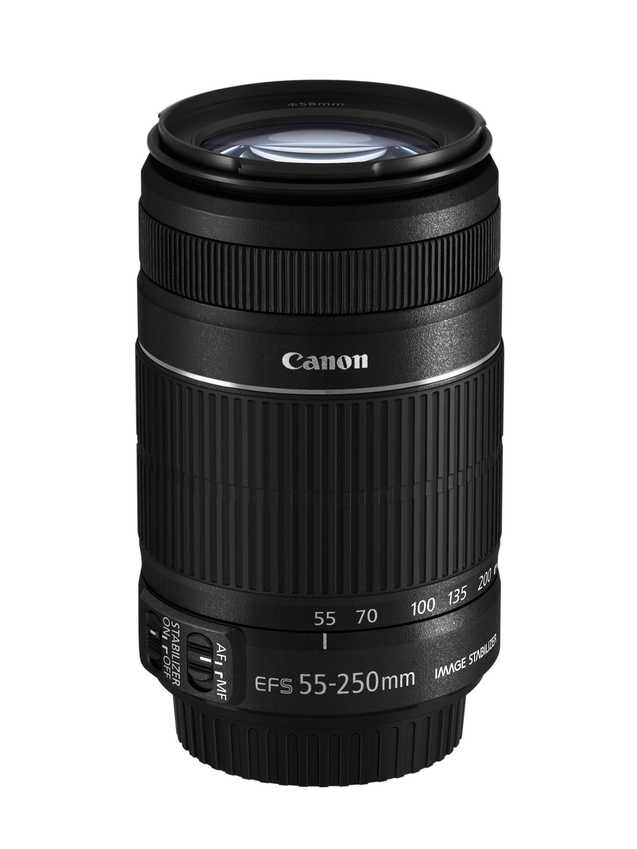 Canons nye EF-S 55-250mm F/4-5.6 IS II.