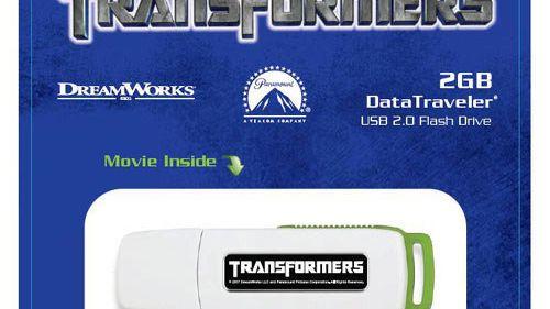 Selger filmer på minnekort