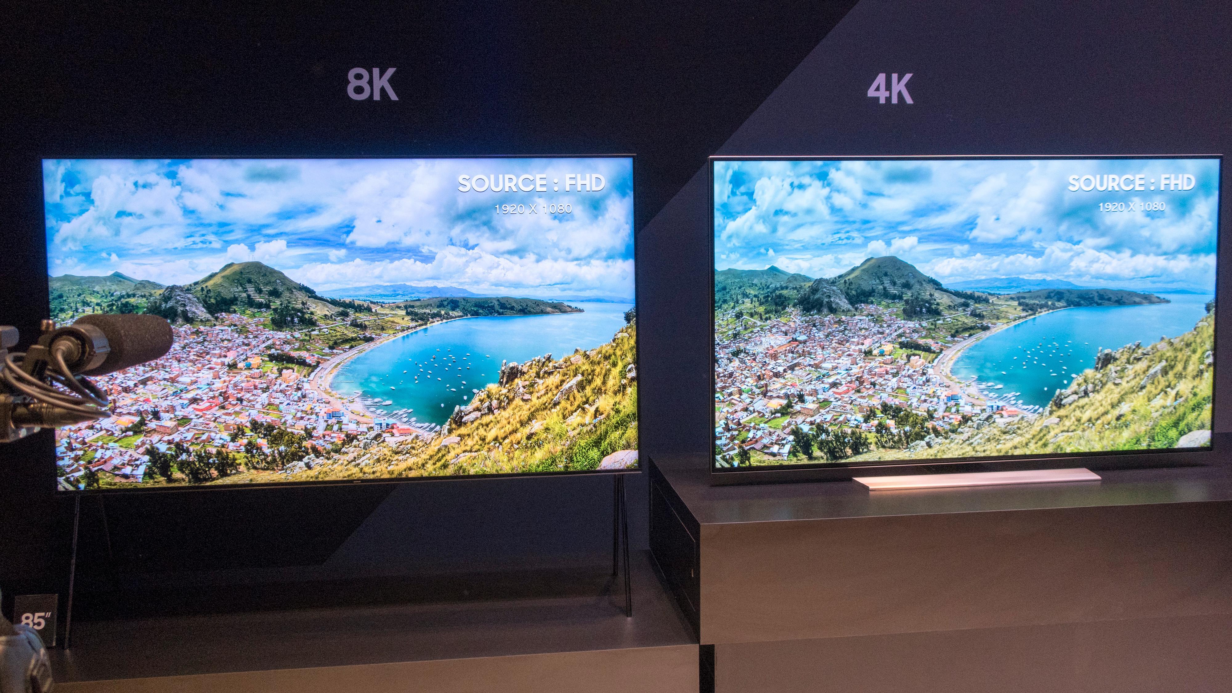 I Las Vegas vist Samsung frem denne prototypen. Ryktene skal ha det til at den nå er klar for butikkhyllene.