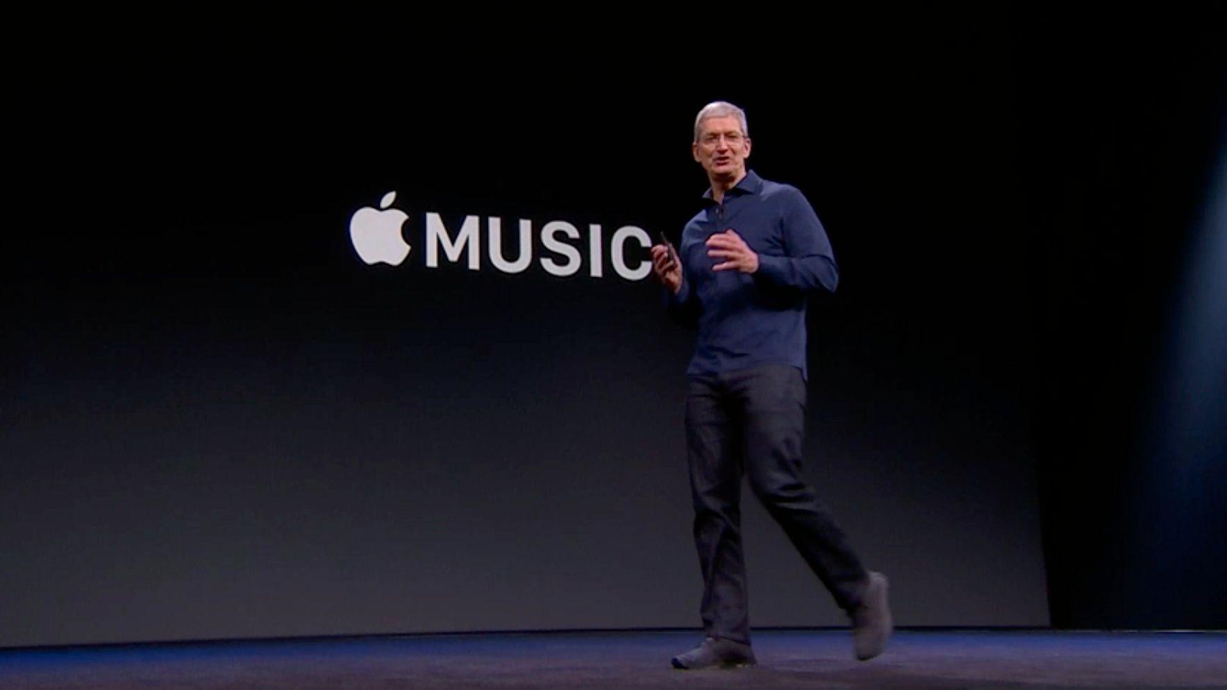 Plateselskaper protesterer mot Apples nye musikktjeneste
