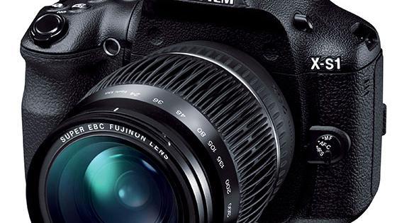 Fujifilm FinePix X-S1