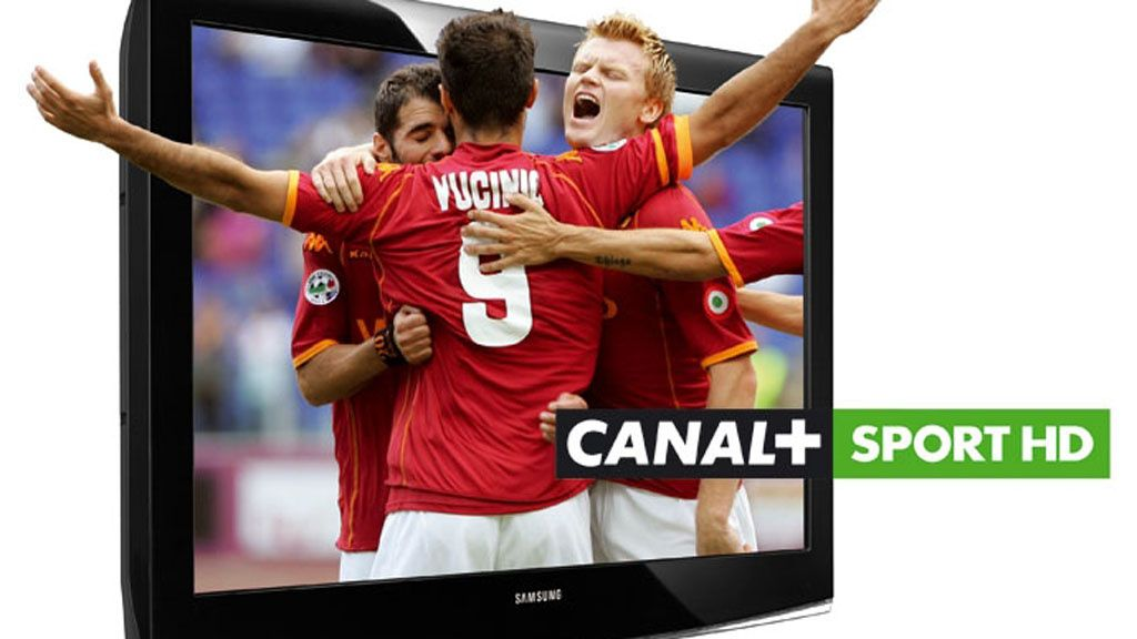 Mer sport i HD hos Canal+