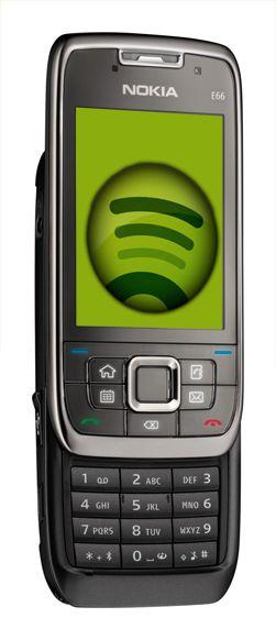 Snart kommer Spotify også til de mest populære smarttelefonene.