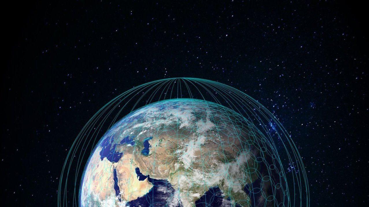 Digert satellitt-nettverk skal gi Internett til hele verden