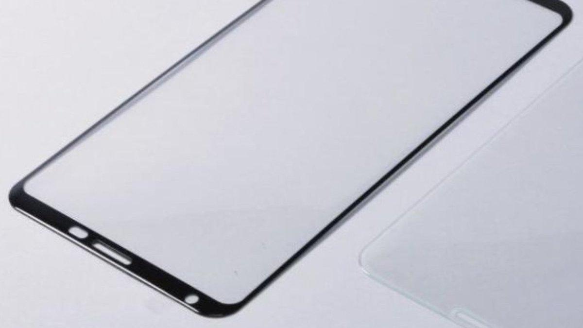 Dette skal være skjermbeskytteren til Galaxy Note 8