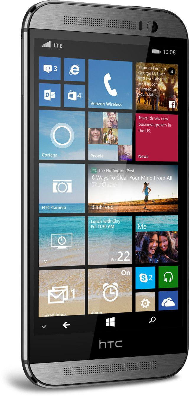 HTC One (M8) for Windows.